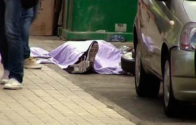 Buscan al autor del tiroteo de la calle Córdoba, Las Palmas de Gran Canaria