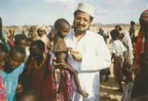 11 Juta Orang Afrika Jadi Mualaf Melalui Abdurrahman As Sumait