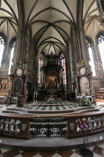 Duomo (Stephansdom)-Vienna