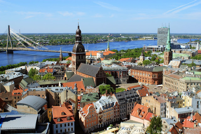 Riga in 48 hours