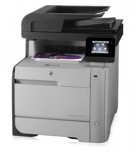 HP LaserJet Pro MFP M476NW Printer Driver Download