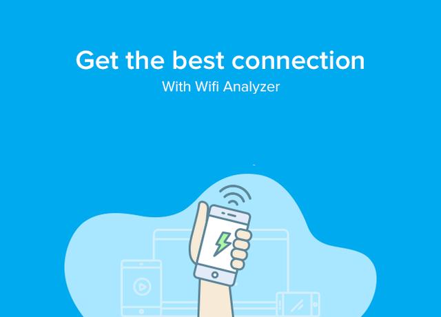 WiFi Analyzer - Αυξήστε την απόδοση του δικτύου σας μελετώντας το αναλυτικά