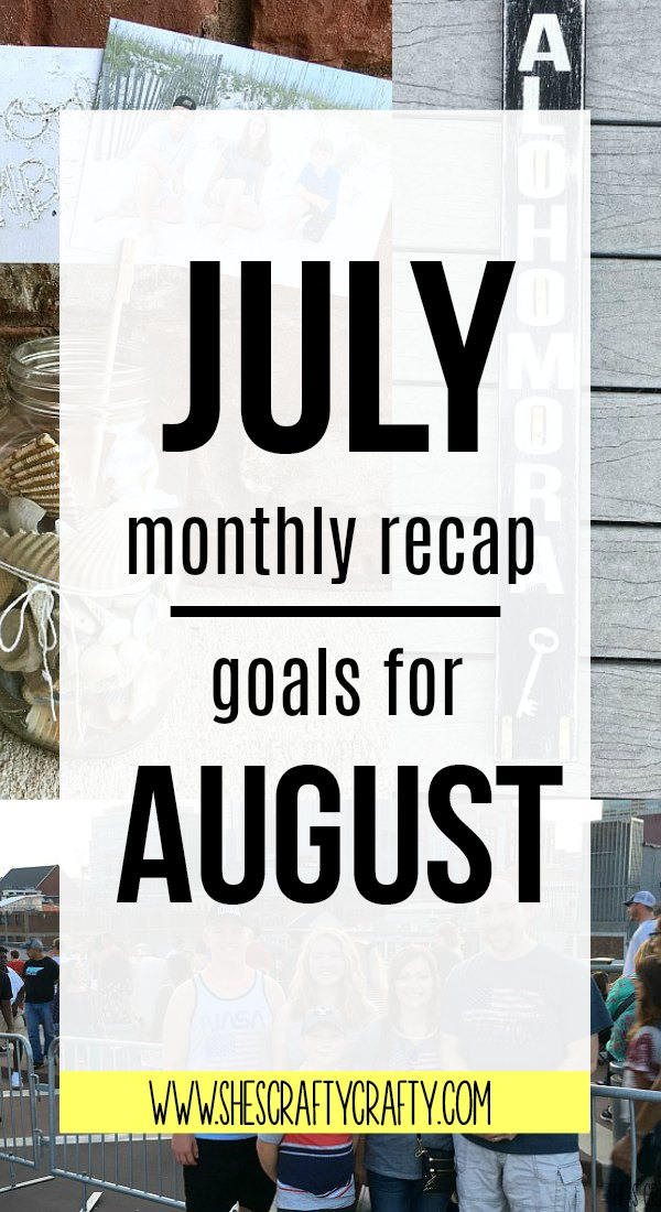 goals, month, end of the month