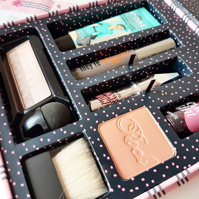 Giveaway | Beauty School Knockouts Full-Face Makeup Kit from Benefit