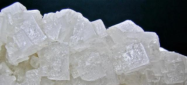 Cloruro de sodio y cristalografia