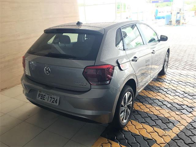 VW Polo é o terceiro veículo mais vendido em 2018