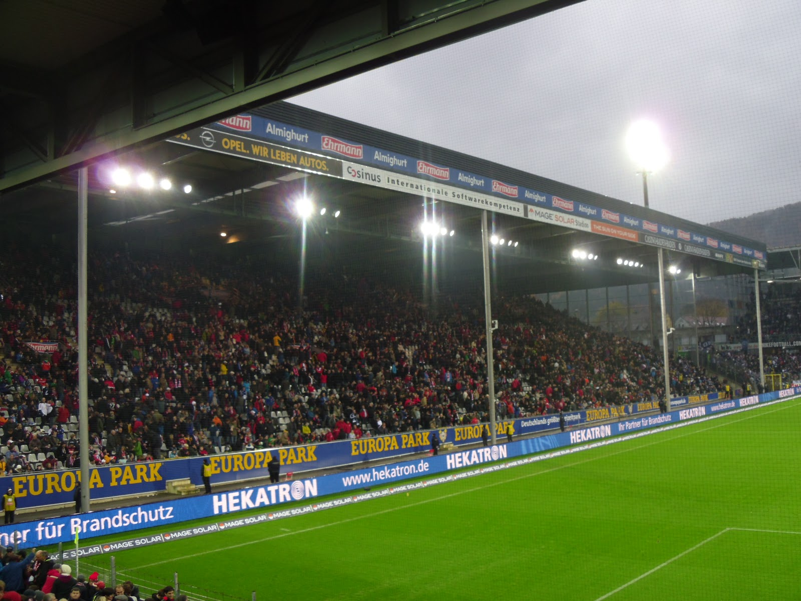 arena meeting regensburg