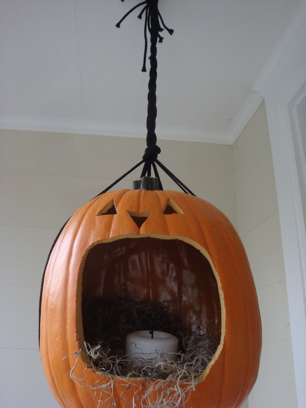 The Polohouse Easy To Make Jack O Lantern