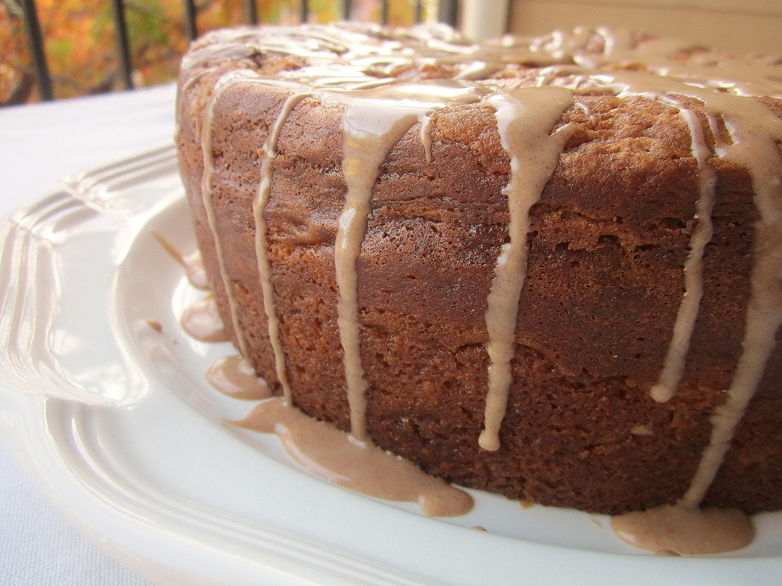 Dimples Amp Delights Apple Butter Cake With Vanilla