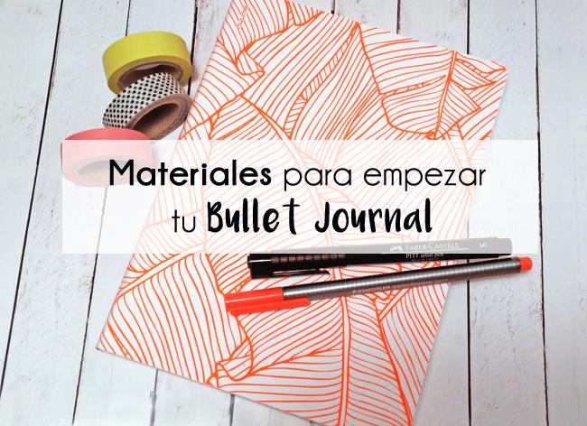 lista-materiales-empezar-bullet-journal