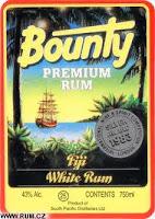Bounty Rum Fiji