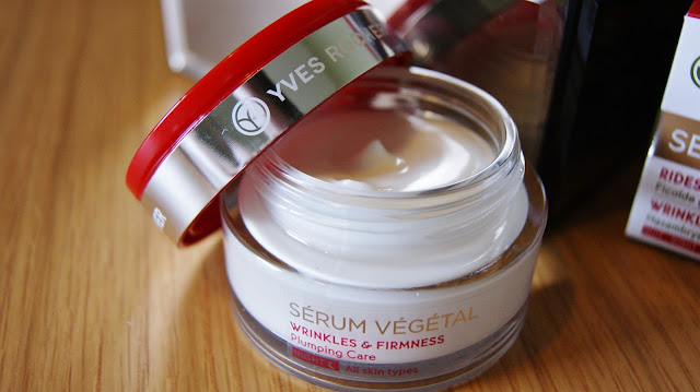 Yves Rocher Serum Vegetal Wrinkles & Firmness Night Cream