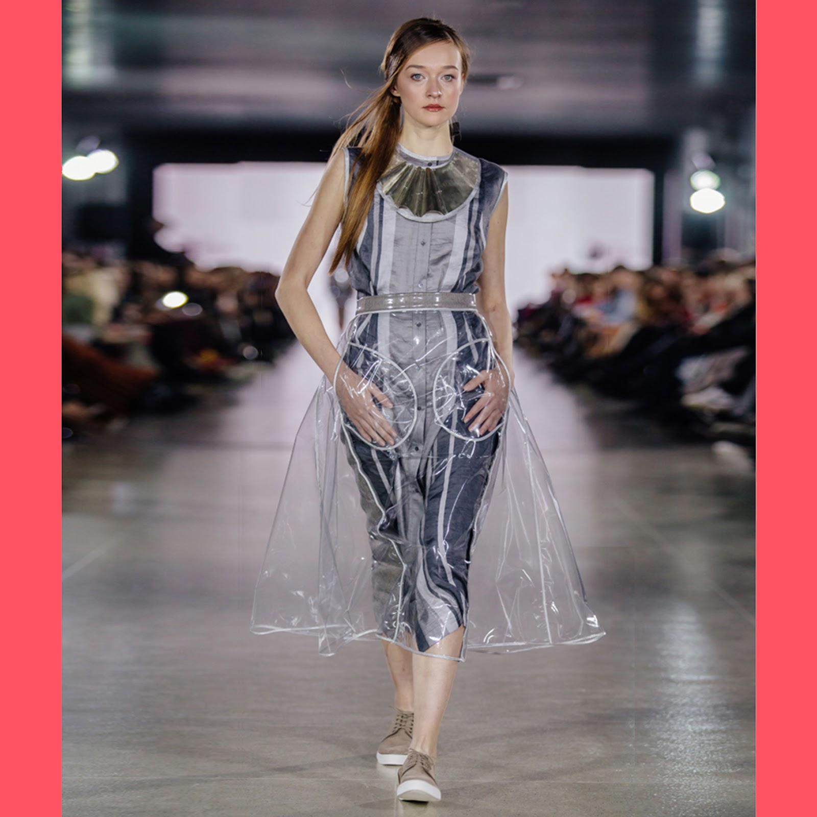 Найкраща колекція Lviv Fashion Week SS 2018  OLESIA HRYN  9fd3db2852e10