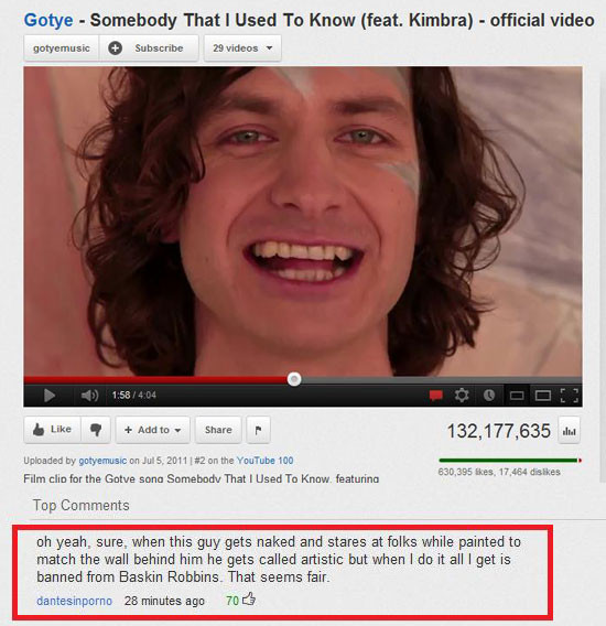 Image of: Youtube Comments Funny Youtube Comments Hilarious Images Daily More Hilarious Youtube Comments Hilarious Images Daily
