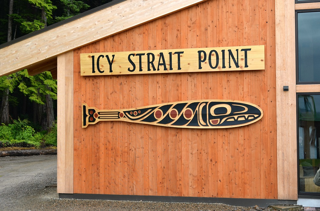 Icy Strait Point_with Holland America ms Amsterdam Cruise Line