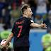 Goles - Croacia 1-1 (3-2) Dinamarca