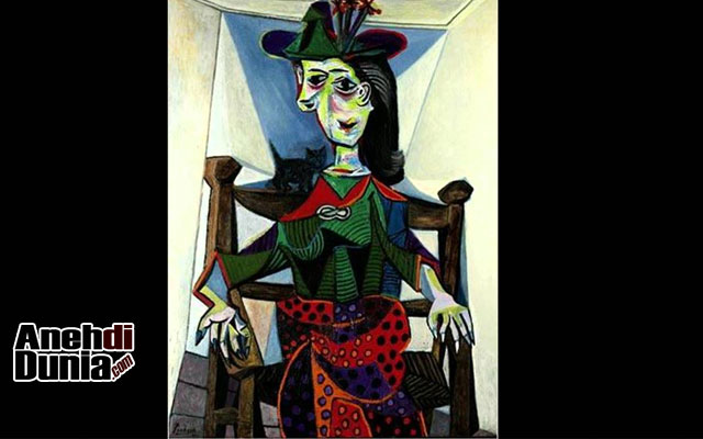 Lukisan Dora Maar au Chat