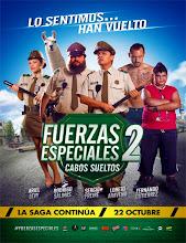 Fuerzas Especiales 2: Cabos sueltos (2015) [Latino]