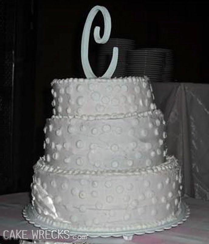 Bride Cake Wrecks 121