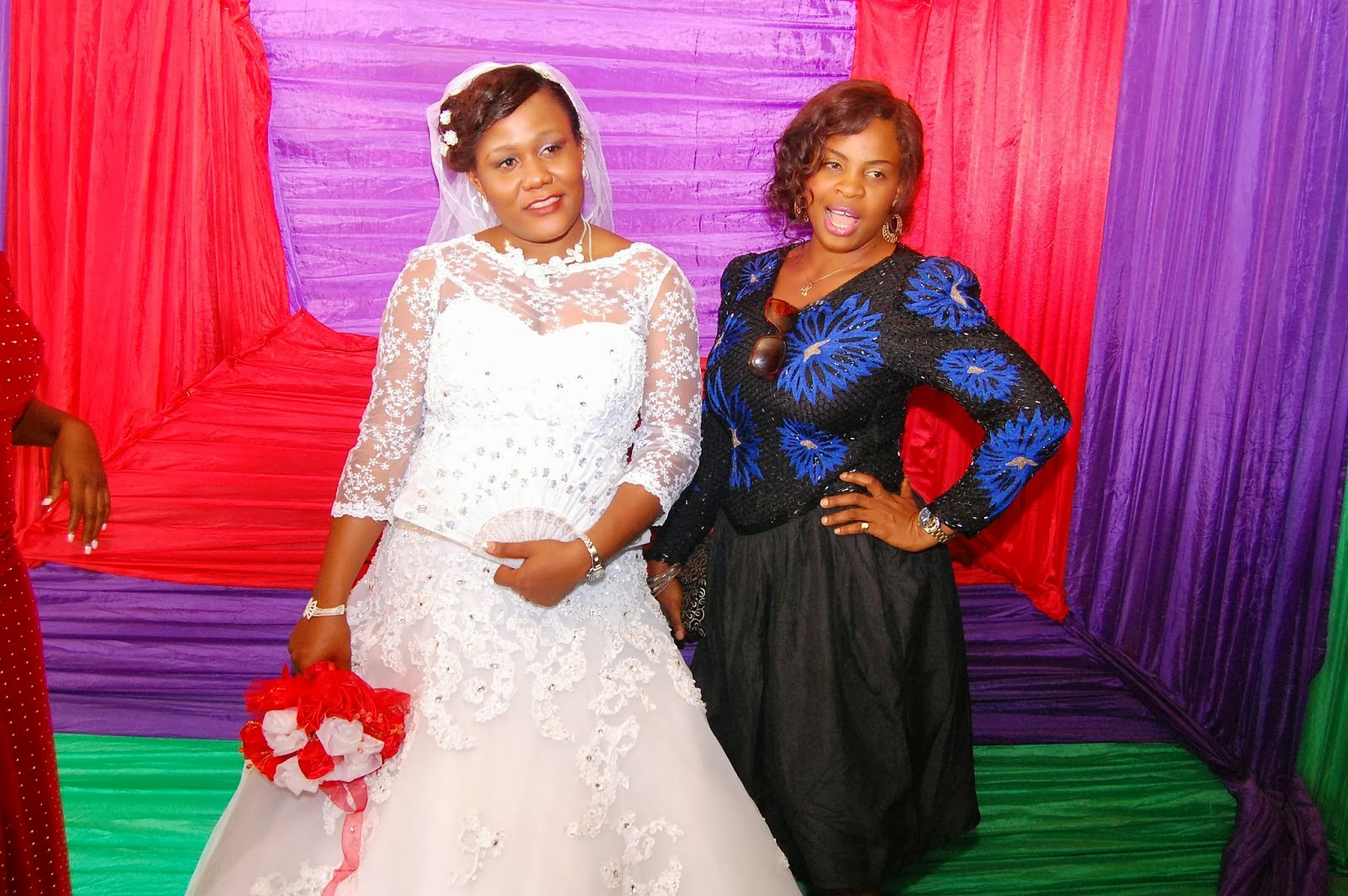 %name Photos: DJ Chascolee of Rainbow FM weds Nora Spicey