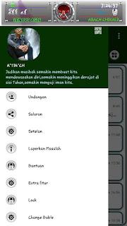 BBM KIE TWO WEH 3.0.1.25 Apk [BBM Mod Green unclone]