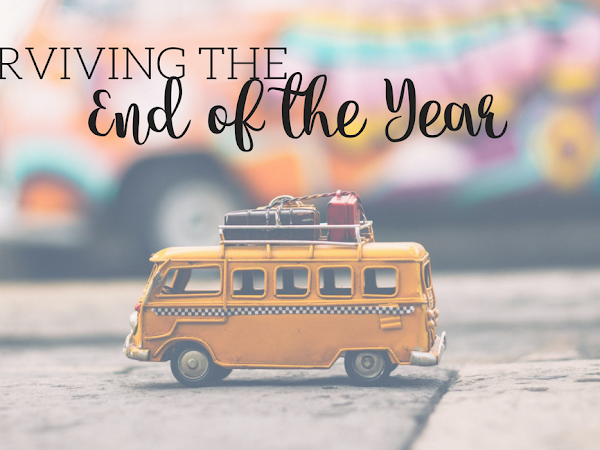 A Linky Party: Ideas for Surviving the End of the School Year