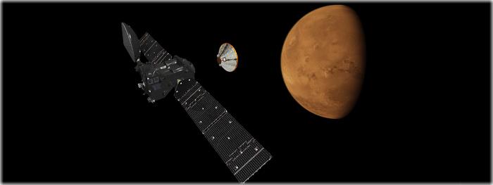 ExoMars - nova missão em busca por vida em Marte
