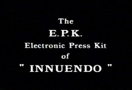 Innuendo Electronic Press Kit
