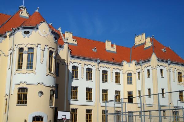 bratislava art nouveau lycée gamča
