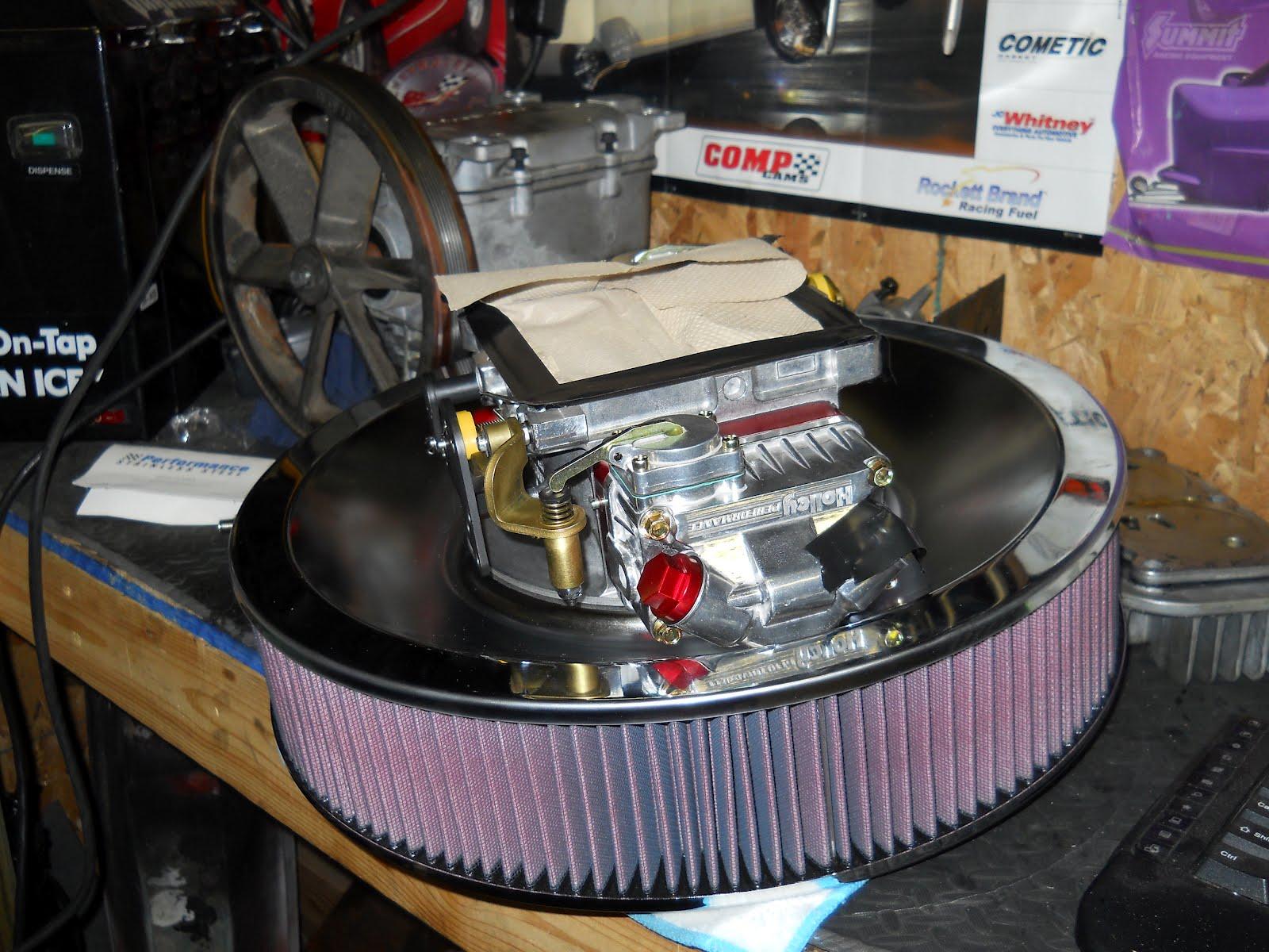 Motor City Muscle: 1150 Ultra Dominator Vacuum Port