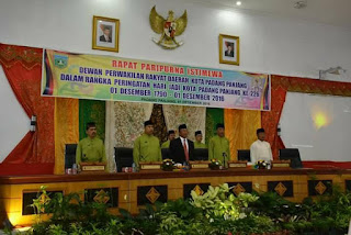 Bersama Hendri Arnis Dan Mawardi, Kota Padang Panjang  Bertabur Prestasi