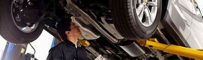 Have Your Vehicle Serviced at Graff Mt. Pleasant