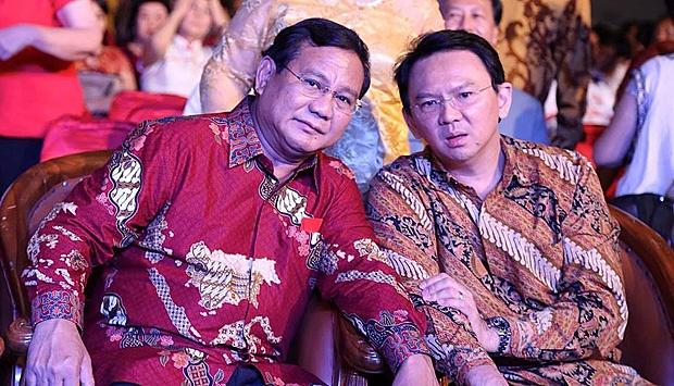 Prabowo dan Ahok Kompak Buka Lapak.Prabowo Jual Daging Rp ...