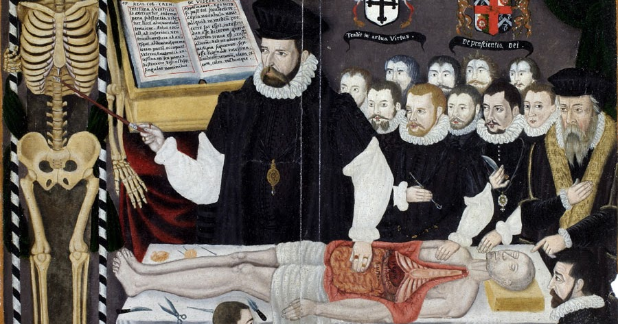 In The Western World, Medical Dissections For The Study Of Anatomy, Autopsy And Surgery Became Popular In 12th- and 13th-Century Italy