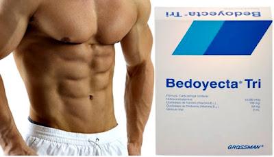 Inyectar bedoyecta masa muscular