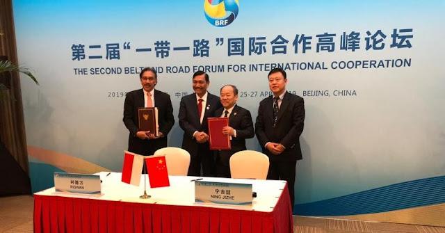 Pelabuhan Kuala Tanjung Resmi Jadi Bagian Proyek OBOR China