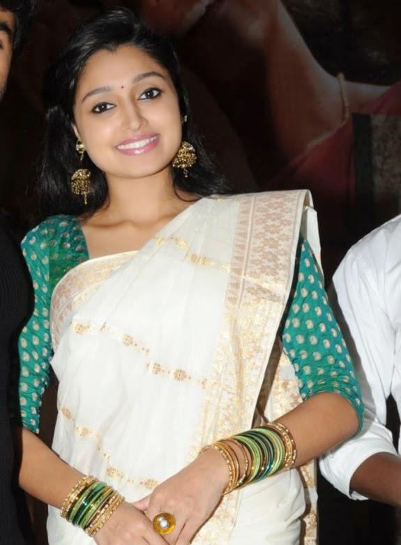 Actress HD Gallery: Sija Rose Cute Saree Photo Stills in ...