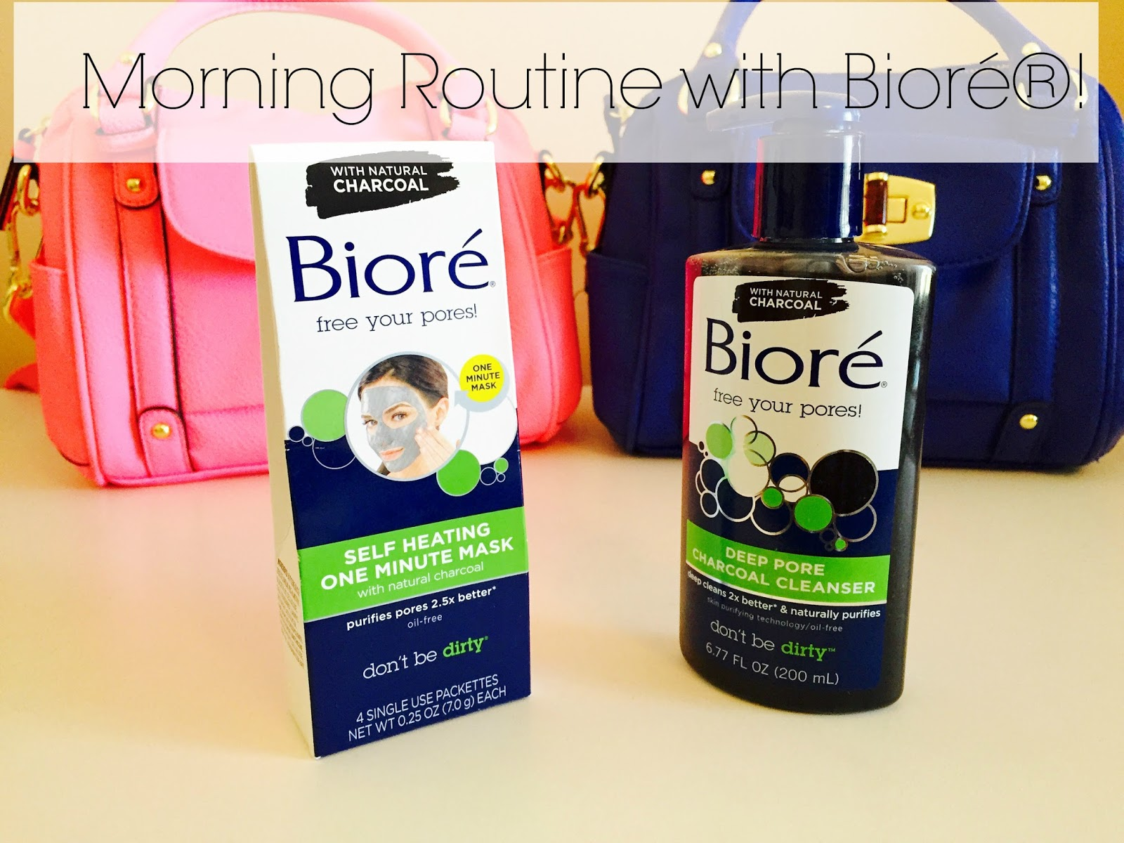 my biore morning routine, morning routine with biore, what I do to my face in the morning, #collectivebias, #biorestripedown, #cbias