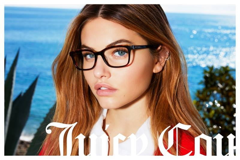 Juicy Couture Spring Summer 2018 Campaign starring Thylane Blondeau