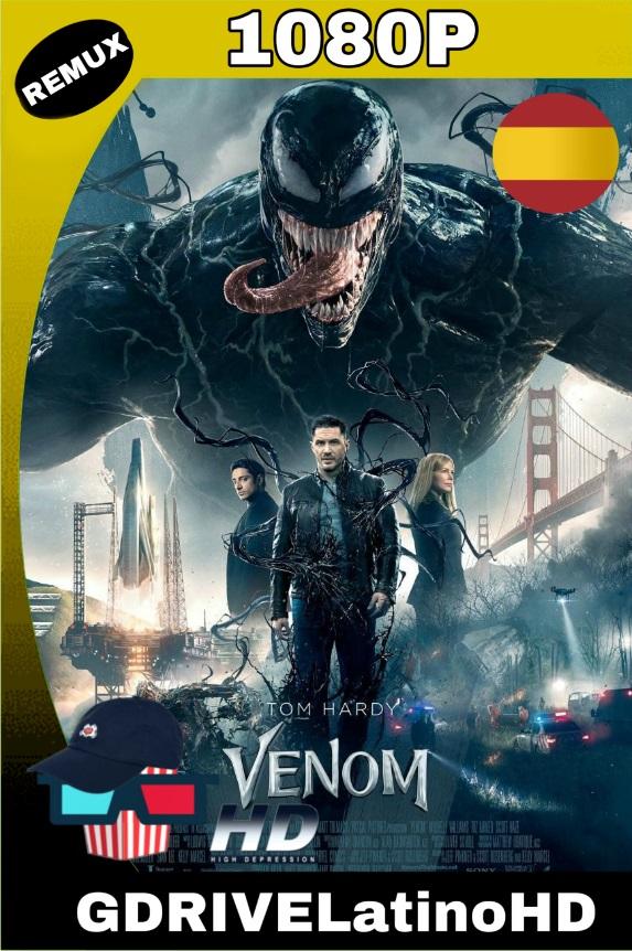 Venom (2018)[CAS] BDREMUX 1080P MKV