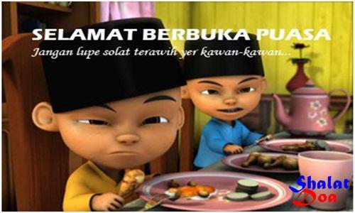 Kata-Kata Ucapan Selamat Berbuka Puasa Ramadhan 2016
