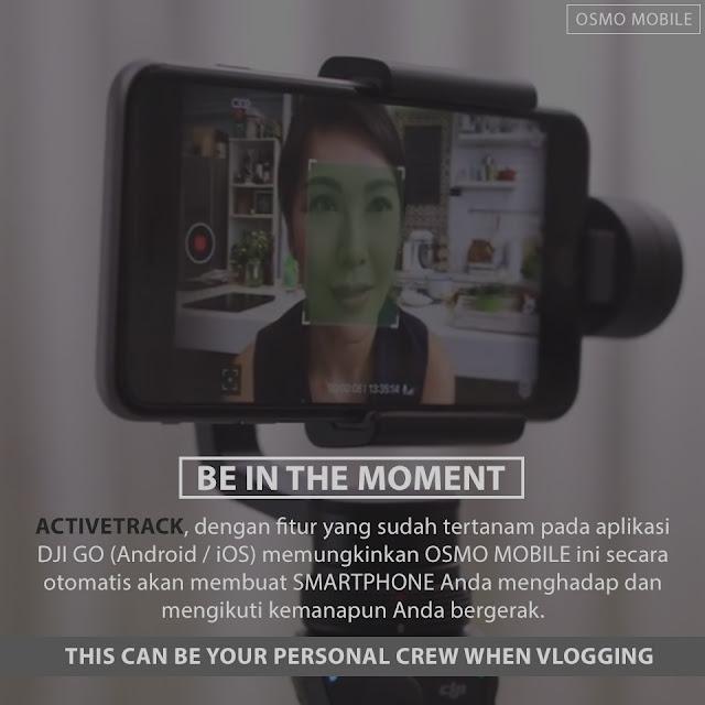 cara mudah bikin vlog menggunakan kamera hp