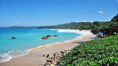foto pantai indah di indonesia pantai nihiwatu