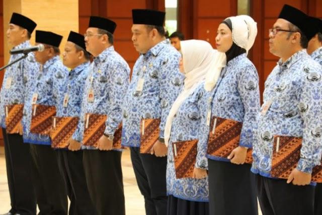 Dua Alumni Fapet Unsoed  Dilantik  Menteri Pertanian  Sebagai Pejabat Eselon 2