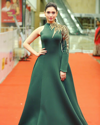 Tamanna Bhatia At CineMaa Awards 2016