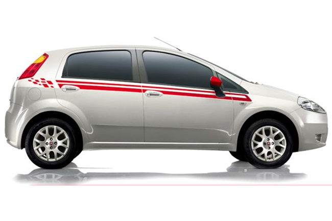 2013 fiat punto sport launches limited edition in india garage car. Black Bedroom Furniture Sets. Home Design Ideas