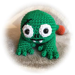 crochet Zombie