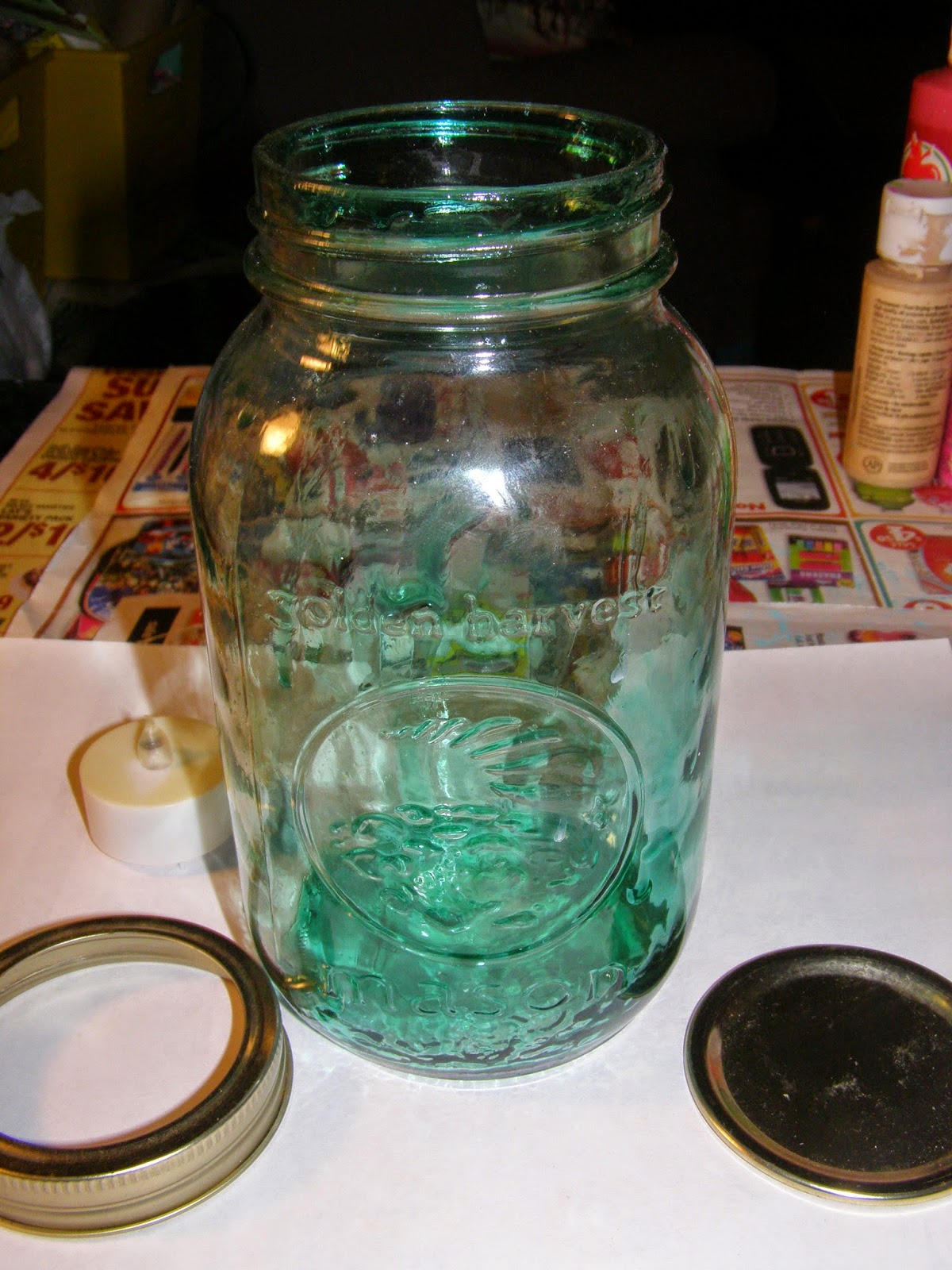 frankenstein mason jar craft frankenstein jar lumminary 4503