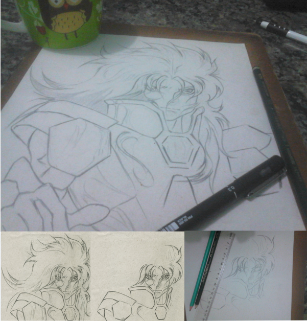desenhos anime Saga Gêmeos