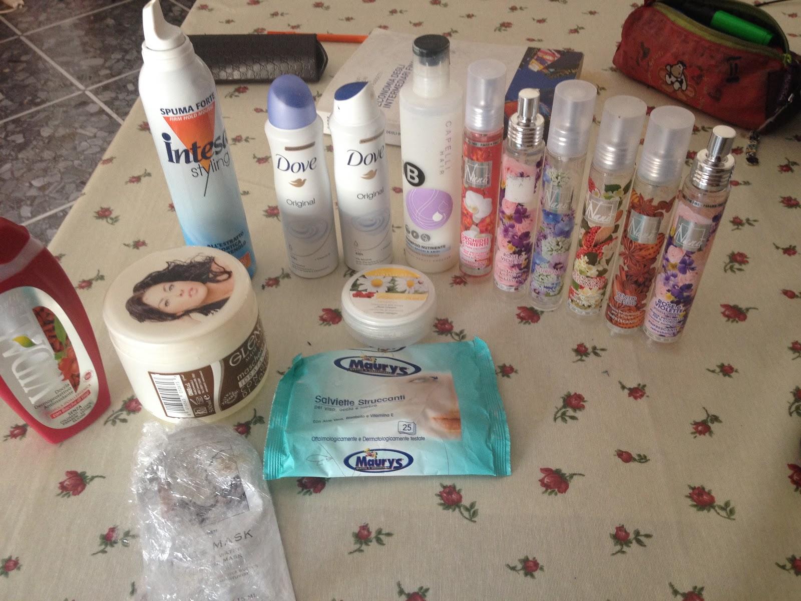 Maschera capelli idratante con olio di cocco - Glenova - Face Mask Coconut  Water - H M - Spuma forte - Intesa Styling 9c222114c674